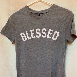 .・゜゜・Gray Blessed Shirt .・゜゜・